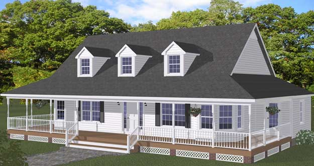 Plan 413 01 3 Bedroom 2 5 Bath 1704 Sqft Farm